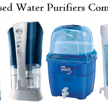 A Detailed Comparison of Best Gravity Based Water Purifiers