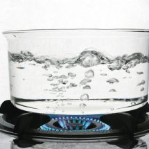 How Pure Is Your Boiling Water