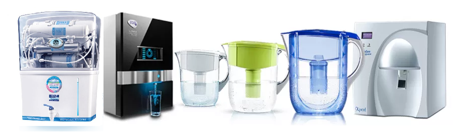 differnt-types-of-water-purifiers
