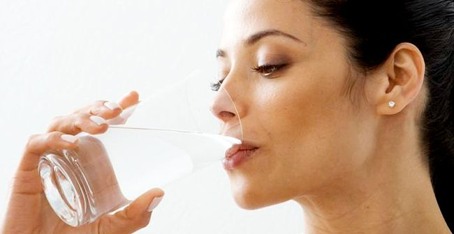 benefits of drinking pure water during pregnancy