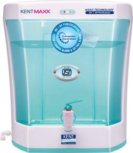 kent Maxx - UV UF water purifier