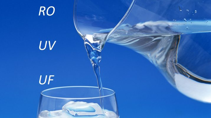 RO Vs UV vs UF : Differences between ro uf & uv water purification technologies