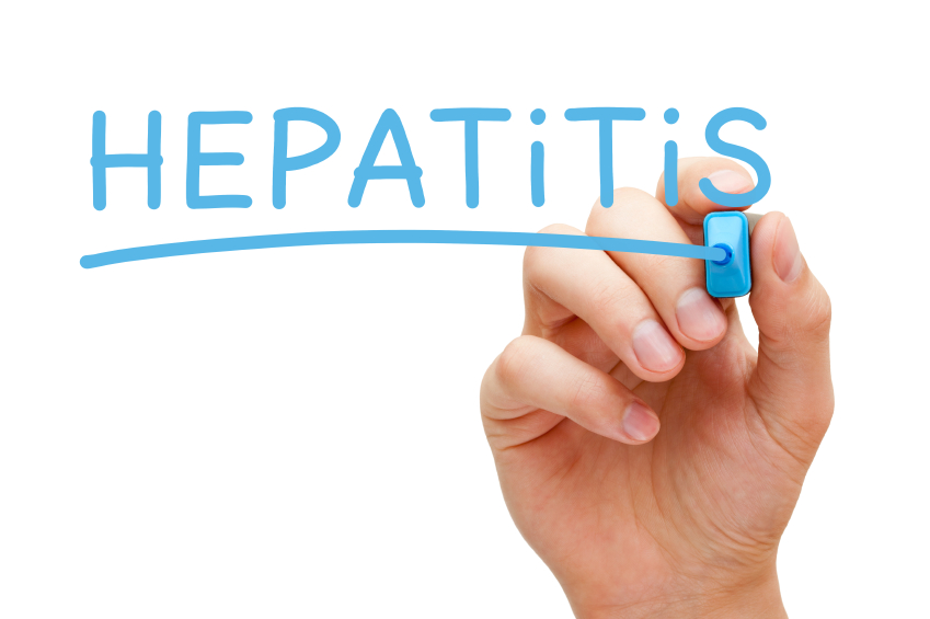 Hepatitis diseases due to polluted water