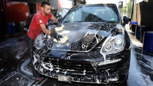 RO waste water can be used for washing cars