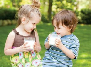 Drinks to prevent dehydration symptoms in children