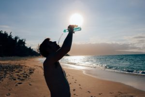 why it is important to stay hydrated during summer days