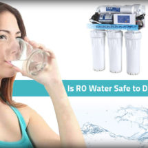 Is RO Water Safe to Drink? Find the Truth behind RO Water Purification