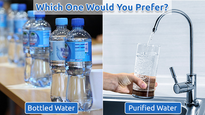 Bottled Water vs Purified Water-Which One To Prefer