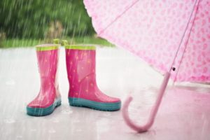 dos and don'ts during rainy season : Always carry a Umbrella