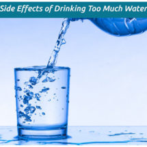 7 Less-Known Side Effects of Drinking Too Much Water