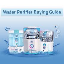 A Detailed Guide to help you Buy the Best Water Purifier in India