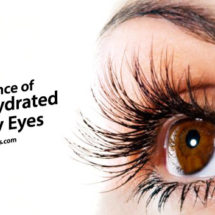 The Importance of Staying Hydrated for Healthy Eyes