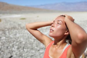 heat stroke - Summer health risk