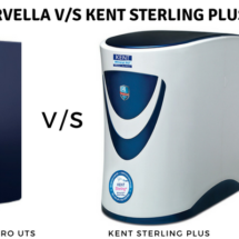 KENT Sterling Plus Vs. Pureit Marvella RO UTS: Choosing the Perfect Appliance for Modern Kitchen