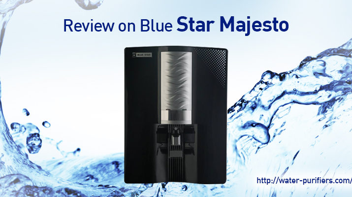 Blue Star Majesto Water Purifier
