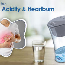 Alkaline water Reduces Acidity and Heartburn  – Is it True?