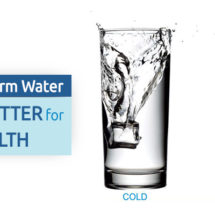 Warm Water vs Cold Water – Which is Better for Health?